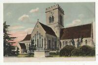 Ringwood Church New Forest Hampshire 968 FGO Stuart pre 1914 Postcard 352c