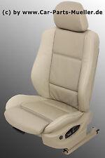 PASTELLO x5 BMW e53 in Pelle Sedile M SPORT sede LEATHER SPORT SEAT siegè sportsäte
