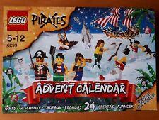 LEGO Pirates Piraten Adventskalender 6299 *Rarität aus 2009*NEU & OVP ungeöffnet