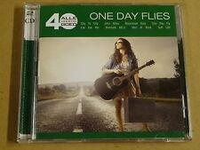 2-CD / ALLE VEERTIG GOED - ONE DAY FLIES