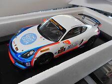 PORSCHE Cayman GT4 Racing Clubsport #64 Team TGM Spark Resin 1:18