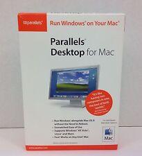 Parallels Desktop For Mac Windows Software Solution NIB
