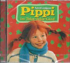 Hörspiel CD - Pippi im Taka-Tuka-Land - Astrid Lindgren