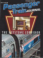 PASSENGER TRAIN JOURNAL 3rd Qtr 2014, Philadelphia/Harrisburg, Vintage Locos NEW