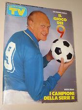 TV SORRISI CANZONI=1988/41=I CAMPIONI DELLE SERIE A=TRACY CHAPMAN=DEMO MURA=