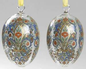 Replacements Hutschenreuther Ornaments 2001 Crystal Spring Egg 2397282