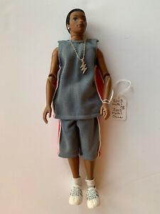 2003 Ken Basketball Outfit African American Barbie Mattel (Vintage)