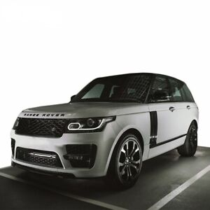 RANGE ROVER VOGUE L405 2013-2017 SVO STYLE KIT Fitted And Painted £2295
