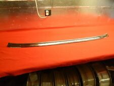 USED 63 Ford Galaxie 500 XL Back Belt Outside Center Moulding #C3AZ-76423A20-A