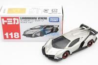 Takara Tomy Tomica #118 Lamborghini Veneno Auto 1/67 Diecast Spielzeugauto