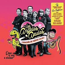 Angeles Azules - Como Te Voy a Olvidar (Edicion de Super Lujo) [New CD]