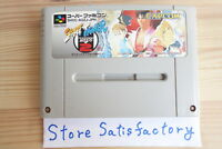 SFC SNES Street Fighter ZERO 2 SHVC-AUZJ-JPN Super Famicom Nintendo CAPCOM