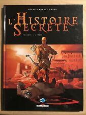 L'HISTOIRE SECRETE - T1 : Genèse (R)