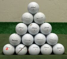 120 Titleist Pro v1 And Prov1x Used Refurbished Recycled Hit away Golf balls