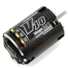 Hobbywing XERUN V10 5.5T 5800KV Brushless Sensored 540 Motor RC Car #V10-5.5T-G2
