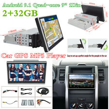 1DIN Android 9.1 Car Radio GPS Navigation BT Stereo Car Multimedia MP5 Player