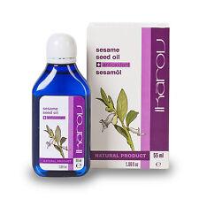 Sesame Oil 100% PURE Anti Age Elixir of Beauty Antioxidant Vitamins 55 ml Ikarov