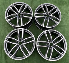 """GENUINE AUDI A6 S6 RS6 C7 20"""" INCH S LINE ALLOY WHEELS 4G9601025N"""