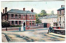 BANDON - Co Cork - Bank Plce - Emerald Series - Ireland - 1908 used postcard