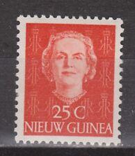 Indonesia Nederlands Nieuw Guinea New Guinea 12 MLH ong 1950-1952 Juliana