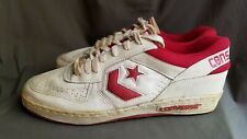 Vintage 1987 Converse CONS Lo Top Basketball Sneakers Sz-15 Made in Korea