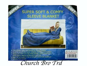 NEW SUPER SOFT AND COMFY SLEEVE BLANKETS WITH FRONT POCKET