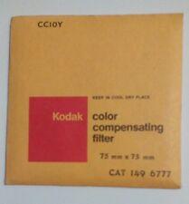 Kodak No CC10Y (1496777) Filter SEALED ORIGINAL