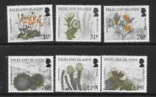 FALKLAND ISLANDS 2016 ENDEMIC PLANTS  MNH