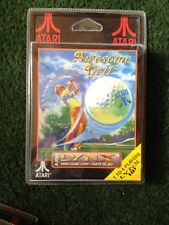 Awesome Golf  (Lynx, 1990)Atari Euro Blister Package Factory Sealed