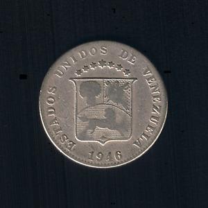 Venezuela - 12-1/2 Centimos - 1946 - Y# 30a