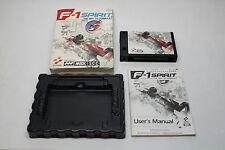 Juego MegaROM MSX MSX2 Konami  F1 SPIRIT en caja completo