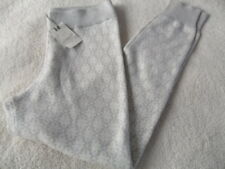 EX Fat Face Grey Snowflake Comfort Waist Cotton Cashmere Bottom PJ Pyjamas 6 18 Size 6