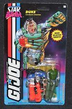 """GI Joe ARAH 1993 MOC 3 3/4"""" Star Brigade Duke A"""