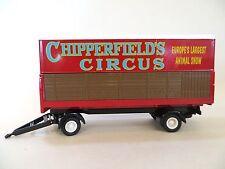 CORGI 'CHIPPERFIELDS CIRCUS POLE TRUCK TRAILER' 1:50 97885. NEW. CLASSICS.