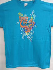 NEW - CHICAGO BAND / CONCERT / MUSIC T-SHIRT 2XL / X X LARGE
