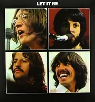 THE BEATLES - LET IT BE NEW VINYL RECORD