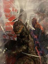 """NECA Shin Red Godzilla"""" Action Fig Kaiju 12"""" Head Tail Movie Classic 2016-A1"""