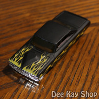 Custom '64 Galaxie (Matte Black) - Multipack Exclusive - Hot Wheels Basic (2016)