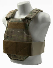 Spartan Armor Systems Armaply Swimmer Plate Carrier Low Profile Multicam
