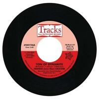"FRANKIE CROCKER Ton Of Dynamite NEW NORTHERN SOUL 45 (OUTTA SIGHT)  R&B 7"" VINYL"
