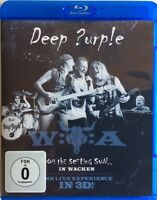Deep Purple From The Setting Sun IN Wacken 2015 18-track Blu-Ray Neuf/Scellé