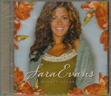 Sara Evans - Always There  (CD 2006) Hallmark Exclusive