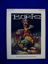 Boris Vallejo: Boris Bk 2, Anaconda Press 1978. 1st edn. VFN.