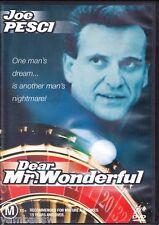 DEAR MR. WONDERFUL * JOE PESCI ED O'ROSS * NEW & SEALED DVD