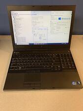 Dell Precision M6600 -Intel Core i7 Quad -16GB RAM - 750GB HD - NVIDIA - DVD RW