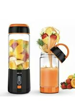 Smoothie Blender, LOZAYI Portable Personal Blender Travel USB Rechargeable Juice
