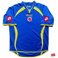 Authentic Lotto Colombia 2006-08 Player Issue Away Jersey. Size M, Exc Cond.