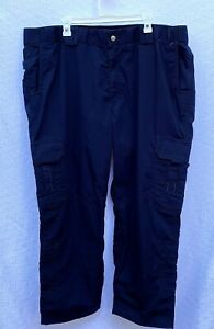 511 Tactical TacLite EMS Pants 74363 Blue Size 40 x 24