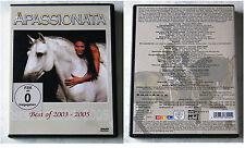 APASSIONATA Best Of 2003 - 2005 .. ca. 3 Std. DVD TOP mit 12 Seiten Booklet