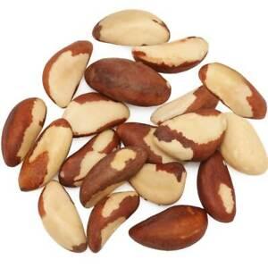 Brazil Nuts  WHOLE RAW NUTS   Raw Brazil Nuts    Unsalted Large Brazil Nuts
